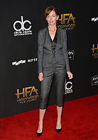 Julianne Nicholson at the 21st Annual Hollywood Film Awards at The Beverly Hilton Hotel, Beverly Hills. USA 05 Nov. 2017<br /> Picture: Paul Smith/Featureflash/SilverHub 0208 004 5359 sales@silverhubmedia.com