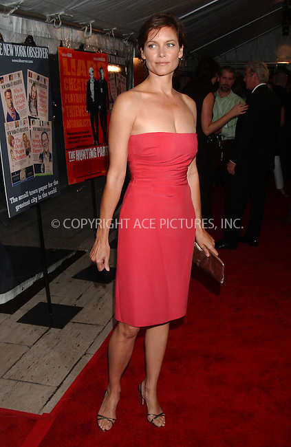 WWW.ACEPIXS.COM . . . . . ....August 22 2007, New York City....Actress Carey Lowell arriving at the New York Premiere of 'The Hunting Party' at the Paris Theatre.....Please byline: KRISTIN CALLAHAN - ACEPIXS.COM.. . . . . . ..Ace Pictures, Inc:  ..(646) 769 0430..e-mail: info@acepixs.com..web: http://www.acepixs.com