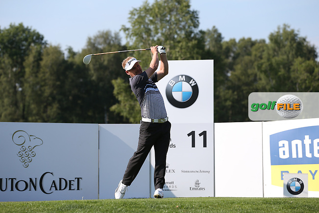 S?ren Kjeldsen (DEN) on the 11th tee during Round Two of the 2015 BMW International Open at Golfclub Munchen Eichenried, Eichenried, Munich, Germany. 26/06/2015. Picture David Lloyd | www.golffile.ie