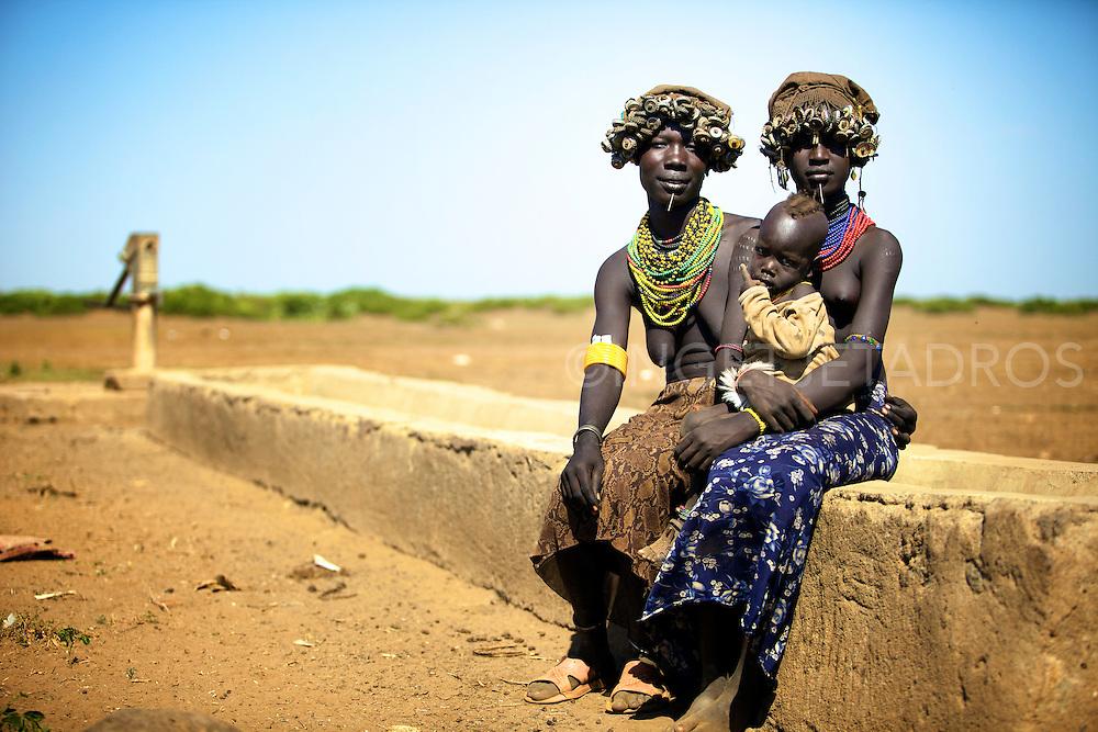 Nyangatom tribe,Bumi tribe,Bume tribe,Omo Valley,Africa,Ethiopia