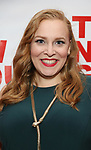 "Beth Kirkpatrick attends the Off-Broadway Opening Night Premiere of  ""Jerry Springer-The Opera"" on February 22, 2018 at the Green Fig Urban Eatery in New York City."