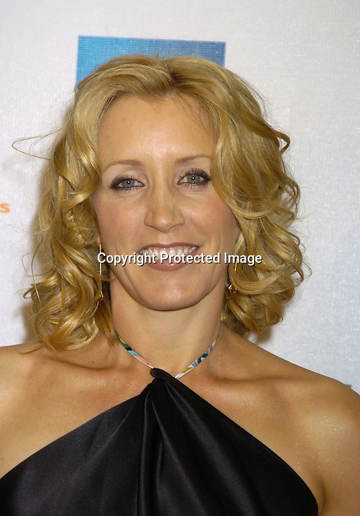 "Felicity Huffman ..at The North American Premiere of ""Transamerica"" ..at The Tribeca Film Festival on April 24, 2005 at ..Stuyvesant High School Auditorium. William H Macy produced the film and his wife Felicity Huffman is the star. ..Photo by Robin Platzer, Twin Images"