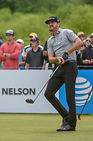 Jimmy Walker (USA) watches his tee shot on 1 during round 4 of the AT&T Byron Nelson, Trinity Forest Golf Club, at Dallas, Texas, USA. 5/20/2018.<br /> Picture: Golffile | Ken Murray<br /> <br /> All photo usage must carry mandatory copyright credit (© Golffile | Ken Murray)