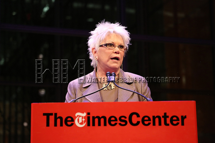 Roe Green attends The Dramatists Guild Fund presents 'The Legacy Project: Volume III' screening  at The Time Center on December 3, 2016 in New York City.