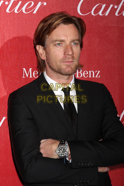 PALM SPRINGS, CA - January 04: Ewan McGregor at the 25th Annual Palm Springs International Film Festival, Palm Springs Convention Center, Palm Springs,  January 04, 2014. Credit: Janice Ogata/MediaPunch Inc.