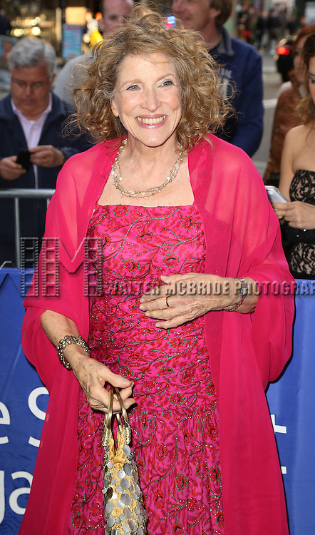 Lucy Simon attends the Broadway Opening Night Performance of  'Doctor Zhivago'  at  The Broadway Theatre on April 21, 2015 in New York City.