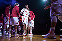 March 9, 2014: Shavon Shields (31) of the Nebraska Cornhuskers introduced before the game against the Wisconsin Badgers at the Pinnacle Bank Arena, Lincoln, NE. Nebraska 77 Wisconsin 68.