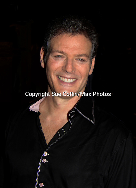 Days of Our Lives Kevin Spirtas (also OLTL and Y&R) stars as Mr. Confidential in Mr. Confidential - The New York Musical Theatre Festival in association with Ronald Shore and Babyhead Productions on July 27, 2014 at the Alice Griffin Jewel Box Theatre, New York City, New York.  (Photo by Sue Coflin/Max Photos)