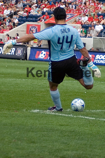 Dario Sala of FC Dallas