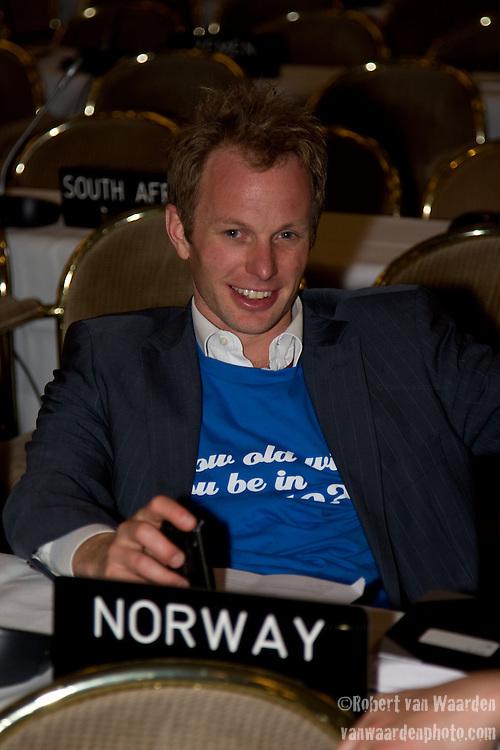 Norway. Bonn Climate Change talks. (©Robert vanWaarden)
