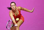 Tenis, Fed Cup, play off world group B.Croatia Vs. Serbia.Jelena Jankovic Vs. Nika Ozegovic.Jelena Jankovic.Zagreb, 26.04.2008..Srdjan Stevanovic ©