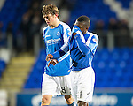 St Johnstone v Motherwell 03.11.12