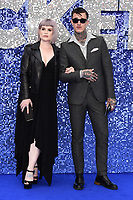 "Kelly Osbourne and Jimmy Q<br /> arriving for the ""Rocketman"" premiere in Leicester Square, London<br /> <br /> ©Ash Knotek  D3502  20/05/2019"