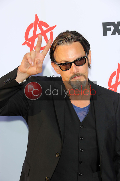 """Tommy Flanagan<br /> at the """"Sons of Anarchy"""" Season Six Premiere Screening, Dolby Theatre, Hollywood, CA 09-07-13<br /> David Edwards/Dailyceleb.com 818-249-4998"""