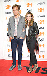 Michael Shannon and Kate Arrington attends 'The Current War' premiere during the 2017 Toronto International Film Festival at Princess of Wales Theatre on September 9, 2017 in Toronto, Canada.