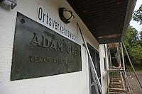 Bauarbeiten an der Adam Opel Jugendverkehrsschule haben begonnen