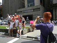 ATENÇÃO EDITOR: FOTO EMBARGADA PARA VEÍCULOS INTERNACIONAIS. - SÃO PAULO - SP -  31 DE DEZEMBRO 2012. SAO SILVESTRE, movimentação final. FOTO: MAURICIO CAMARGO / BRAZIL PHOTO PRESS.