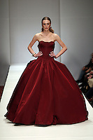 Zac Posen show on day two of Fashion Houston Spring 2013