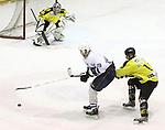 Hockey Hielo, Copa del Rey CG Puigcerda - CHH Txuri Urdin