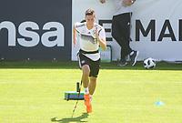 Julian Draxler (Deutschland, Germany) - 05.06.2018: Training der Deutschen Nationalmannschaft zur WM-Vorbereitung in der Sportzone Rungg in Eppan/Südtirol