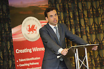 Golf Union Wales Awards 2014<br /> Ken Skates AM<br /> 07.01.15<br /> &copy;Steve Pope -SPORTINGWALES