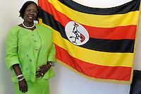 Grace Akello, ambasciatrice Uganda