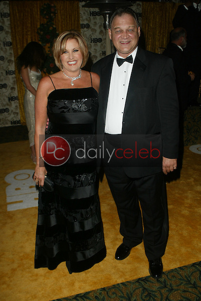 Lorna Luft and Ed O'Ross