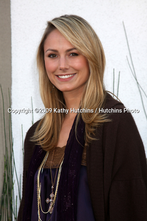Stacey Kiebler    arriving at the 7th Annual John Varvatos Stuart House Benefit at the John Varvatos Store in West Hollywood, CA  on.March 8, 2009.©2009 Kathy Hutchins / Hutchins Photo...                .
