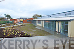the vacant Community Hospital Building in Tralee this week   Copyright Kerry's Eye 2008