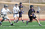 San Diego, CA 05/25/13 - Carrigan Henkel (Westview #9) and Dylan Harris (Carlsbad #4) in action during the 2013 Boys Lacrosse San Diego CIF DIvision 1 Championship game.  Westview defeated Carlsbad 8-3.