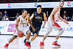 Shandong Xiwang vs Fubon Braves during The Asia League's 'The Terrific 12' at Studio City Event Center on 20 September 2018, in Macau, Macau. Photo by Marcio Rodrigo Machado / Power Sport Images for Asia League