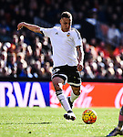 Valencia CF's   Rodrigo  during La Liga match. January 17, 2016. (ALTERPHOTOS/Javier Comos)