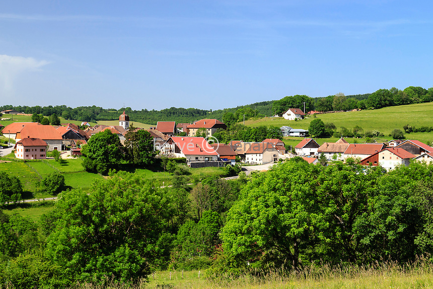 France, Doubs (25), Ouhans // France, Doubs, Ouhans