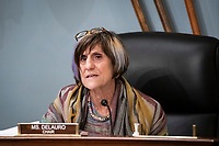 United States Representative Rosa DeLauro (Democrat of Connecticut) and chairwoman of the US House Appropriations Subcommittee on Labor, Health and Human Services, Education, and Related Agencies, speaks during a hearing on Capitol Hill in Washington, D.C., U.S., on Thursday, June 4, 2020. <br /> Credit: Al Drago / Pool via CNP/AdMedia