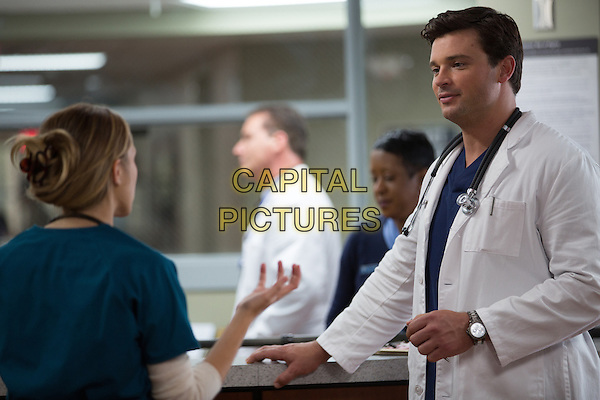 The Choice (2016)<br /> Tom Welling  <br /> *Filmstill - Editorial Use Only*<br /> CAP/KFS<br /> Image supplied by Capital Pictures