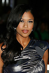 """WESTWOOD, CA. - October 05: Kali Hawk arrives at the Los Angeles premiere of """"Couples Retreat"""" at the Mann's Village Theatre on October 5, 2009 in Westwood, Los Angeles, California."""