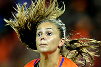 GRONINGEN -  Voetbal, Nederland - Noorwegen, Noordlease stadion, WK kwalificatie vrouwen, 24-10-2017,    Nederland speelster Lieke Martens