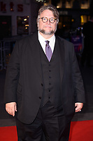 "director, Guillermo del Toro<br /> arriving for the London Film Festival 2017 screening of ""The Shape of Water"" at the Odeon Leicester Square, London<br /> <br /> <br /> ©Ash Knotek  D3329  10/10/2017"