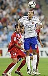 Zaragoza's Marco Babic during La Liga match. September 27 2009. (ALTERPHOTOS/Acero).