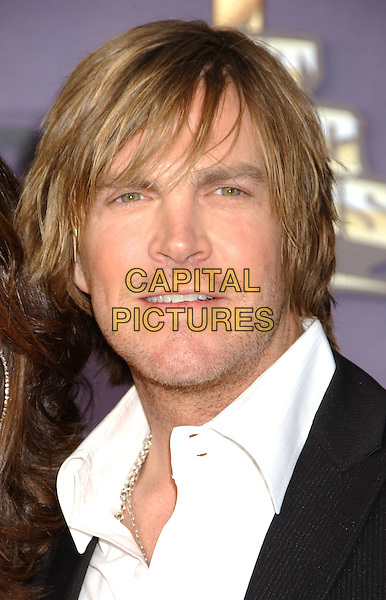 JACK INGRAM .2008 CMT Music Awards held at Curb Events Center at Belmont University, Nashville, Tennessee.14 April 2008 .portrait headshot white shirt collar .CAP/ADM/LF.© Laura Farr/Admedia/Capital Pictures