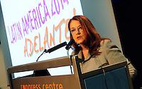 Latin America 2014 Conference<br /> Adelante!<br /> <br /> Alicia Castro<br /> Argentinian ambassador