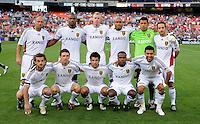 Real Salt Lake Starting XI.  DC United tied Real Salt Lake 0-0 at  RFK Stadium, Saturday May 23, 2009.