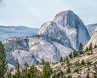 Taken just before the Ferguson Fire began a few miles from this spot.  The fire close Yosemite National Park for two weeks in mid summer, 2018.