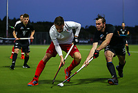 Hayden Phillips. International Hockey, Blacksticks men v Canada. Warkworth Hockey Turf, Warkworth, Auckland, New Zealand. Thursday 18 October 2018. Photo: Simon Watts/ Hockey NZ