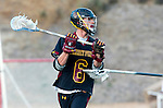 San Diego, CA 05/25/13 - Lucas Gradinger (Torrey Pines #6) in action during the 2013 CIF San Diego Section Open DIvision Boys Lacrosse Championship game.  Torrey Pines defeated La Costa Canyon 7-5.