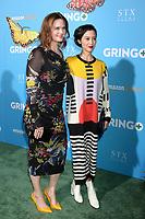 "LOS ANGELES - MAR 6:  Emily Deschanel, Guest at the ""Gringo"" Premiere at Regal LA Live on March 6, 2018 in Los Angeles, CA"