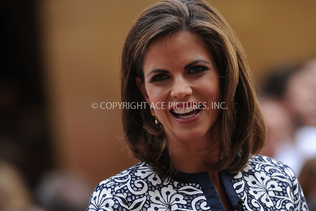 WWW.ACEPIXS.COM . . . . . ....July 3 2009, New York City....Presenter Natalie Morales on NBC's 'TodayShow' at the Rockerfeller Plaza on July 3 2009 in New York City....Please byline: KRISTIN CALLAHAN - ACEPIXS.COM.. . . . . . ..Ace Pictures, Inc:  ..tel: (212) 243 8787 or (646) 769 0430..e-mail: info@acepixs.com..web: http://www.acepixs.com