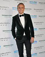 Max Chilton at the SeriousFun London Gala 2018, The Roundhouse, Chalk Farm Road, London, England, UK, on Tuesday 06 November 2018.<br /> CAP/CAN<br /> &copy;CAN/Capital Pictures