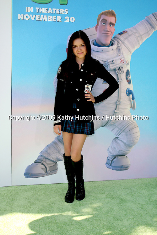 Ariel Winter.arriving at the Planet 41 Movie Premiere.Mann's Village Theater - Westwood.Los Angeles,  CA.November 14, 2009.©2009 Kathy Hutchins / Hutchins Photo.