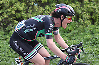 Picture by SWpix.com - 03/05/2018 - Cycling - 2018 Asda Women's Tour de Yorkshire - Stage 1: Beverley to Doncaster - Natalie Van Gogh of Parkhotel Valkenburg racing team
